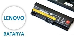 Lenovo Notebook Batarya